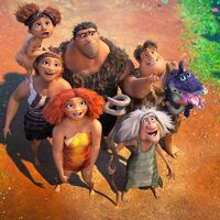 Review: THE CROODS: A NEW AGE,