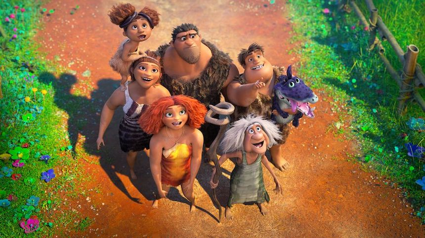 Review: THE CROODS: A NEW AGE, Prehistoric Family Delivers Adventure-Comedy Treats