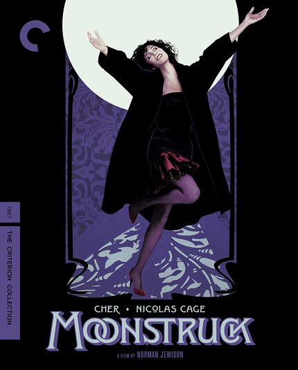 Blu-ray Review: MOONSTRUCK Waxes on Criterion