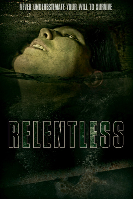 RELENTLESS: Exclusive Clip From Barry Andersson's Survival Thriller