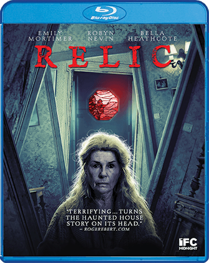 Blu-ray Review: RELIC Uses Horror Metaphors Masterfully