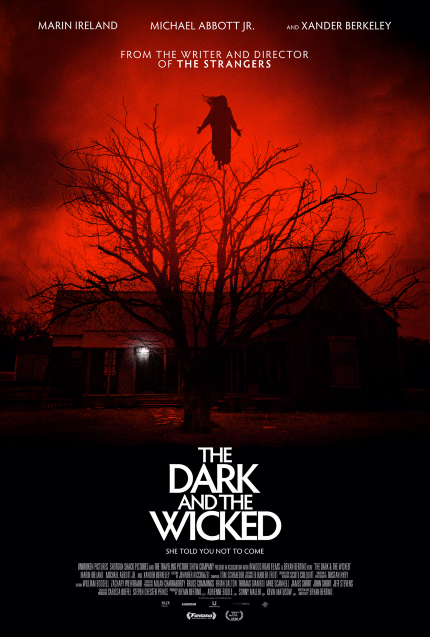 Review: THE DARK AND THE WICKED, Genuinely Creepy and Scary