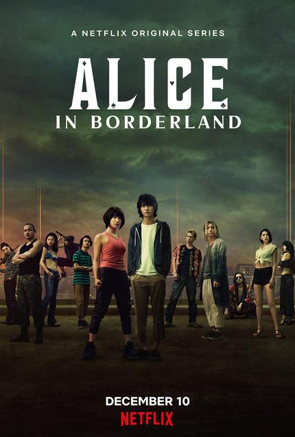 Interview: Director Sato Shinsuke on Finding Hope in ALICE IN BORDERLAND