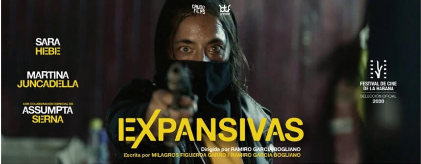 DEEPER WOUNDS (EXPANSIVAS) Trailer: A Family's Past Goes Ballistic in Argentine Crime Thriller