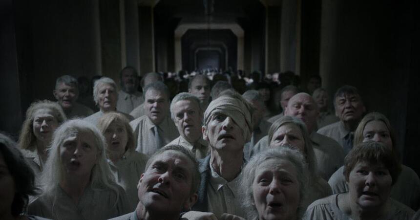 Revisión de Tallin 2020: EL PENULTIMADO, la comedia grotesca sobre el absurdo de la condición humana