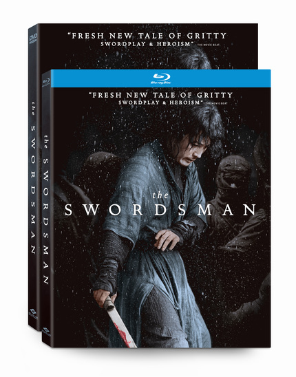 Exclusive Trailer: THE SWORDSMAN Slashes Your Home Screens February 16th On Blu/VOD From Well Go USA