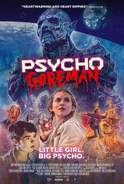 PSYCHO GOREMAN: Canadian Theatrical And VOD Locations And Dates Announced