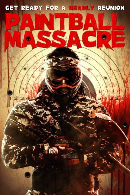 PAINTBALL MASSACRE: Feast Yours Eyes on This Exclusive Clip