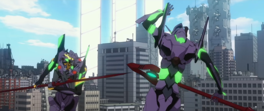 A Stupendous Trailer Arrives For EVANGELION 3.0 + 1.0: THRICE UPON A TIME!