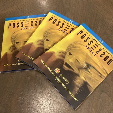 Giveaway: POSSESSOR UNCUT, Brandon Cronenberg's Horror Hit of the Year Can Be Yours On Blu-ray