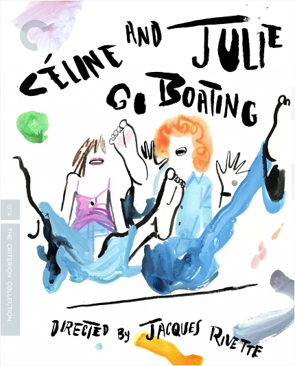 Coming Soon on Criterion: CÉLINE AND JULIE GO BOATING, DEFENDING YOUR LIFE, and More Good Things