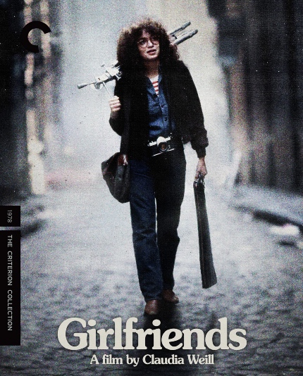 Blu-ray Review: GIRLFRIENDS, The One That Got Away