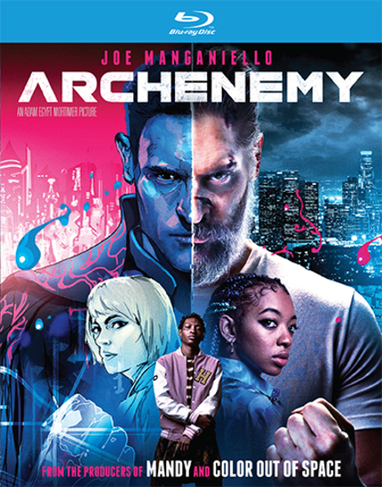 ARCHENEMY Blu-ray Giveaway: Win a Copy of Adam Egypt Mortimor's Cosmic Adventure