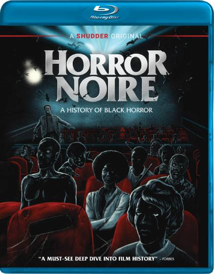HORROR NOIRE Giveaway: Win a Copy of This Documentary on Black Horror History on Blu-Ray