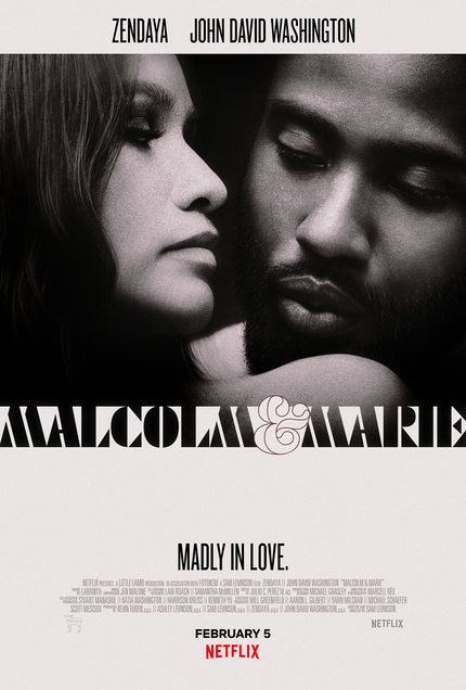 MALCOLM & MARIE Trailer: In Love, Madly