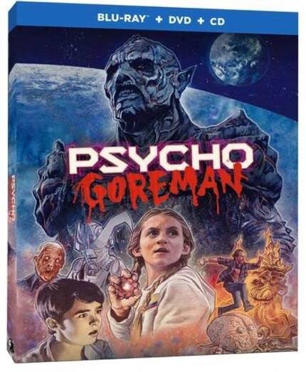 PSYCHO GOREMAN: Raven Banner's Hunky Boy Edition BR/DVD/CD Combo is The Best Version