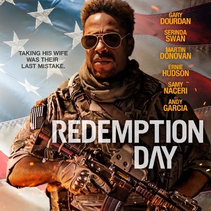Review: REDEMPTION DAY, Husband to the Rescue