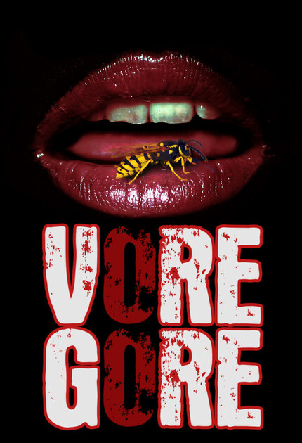 VORE GORE Exclusive: A Bloody Image Comes With a Teaser And Clip From TetroVideo's Extreme Horror Anthology