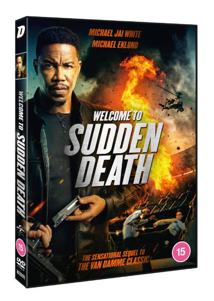 WELCOME TO SUDDEN DEATH: UK DVD Giveaway of Michael Jai White Action Flick