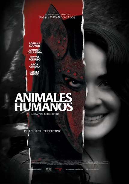 ANIMALES HUMANOS Trailer: Lex Ortega Takes on Home Invasion in New Horror Flick