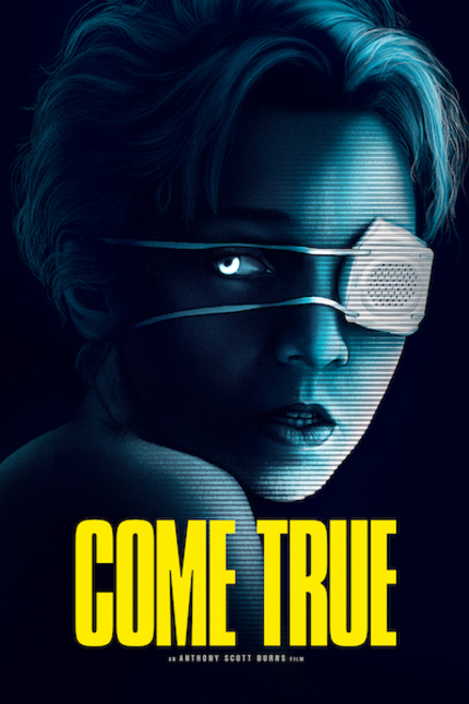 COME TRUE: Trailer For Australian Release of Anthony Scott Burns' Sci-fi Horror