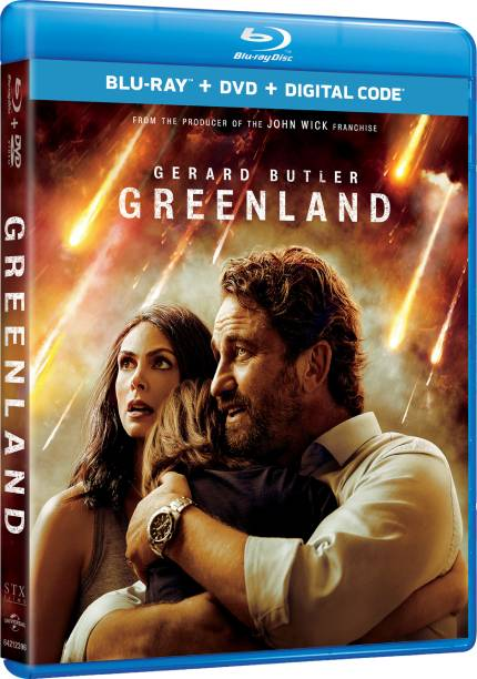 GREENLAND Giveaway: Win a Blu-ray of the Gerard Butler Action Disaster Flick