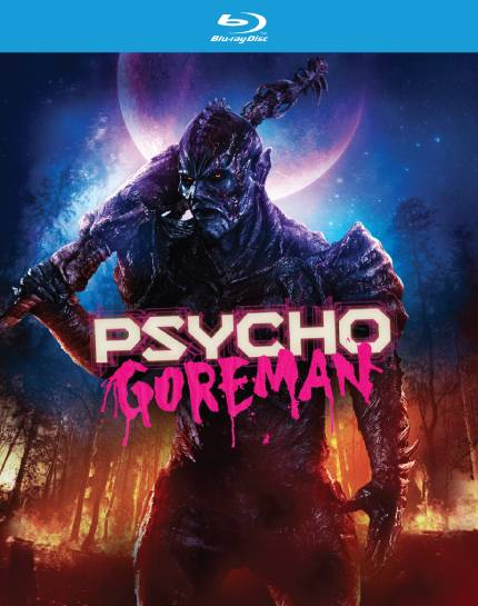 PSYCHO GOREMAN: U.S. Blu-ray And DVD Release on March 16th