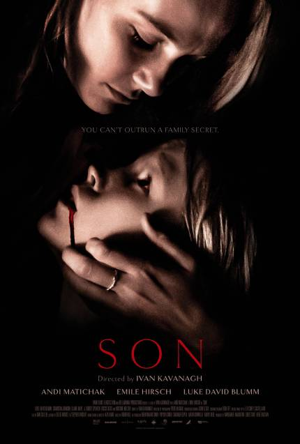 SON: Official Trailer For Ivan Kavanagh's Horror Flick, Out on March 5th