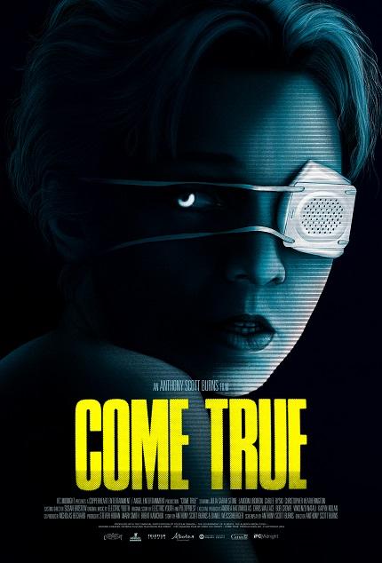 COME TRUE: IFC Midnight's Trailer For Anthony Scott Burns' Cinematic Nightmare