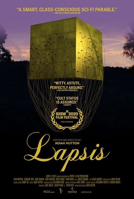 LAPSIS Trailer: Noah Hutton's Sci-fi Drama LAPSIS on Virtual Cinema, VOD & Digital, Feb. 12th