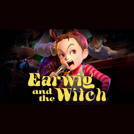 Review: EARWIG AND THE WITCH, Agency, Control, and Just a Little Magic
