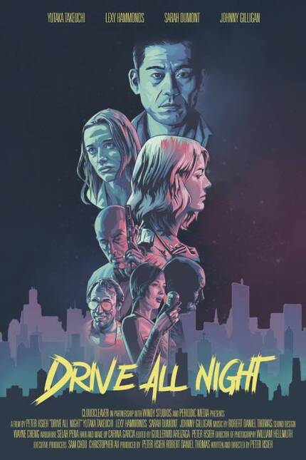 DRIVE ALL NIGHT: Watch This Exclusive Clip From Peter Hsieh's Debut Feature Film, at Cinequest This Month