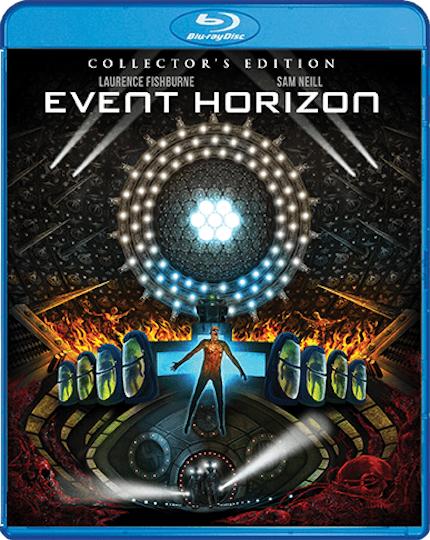 Revisión de Blu-ray: EVENT HORIZON 4K
