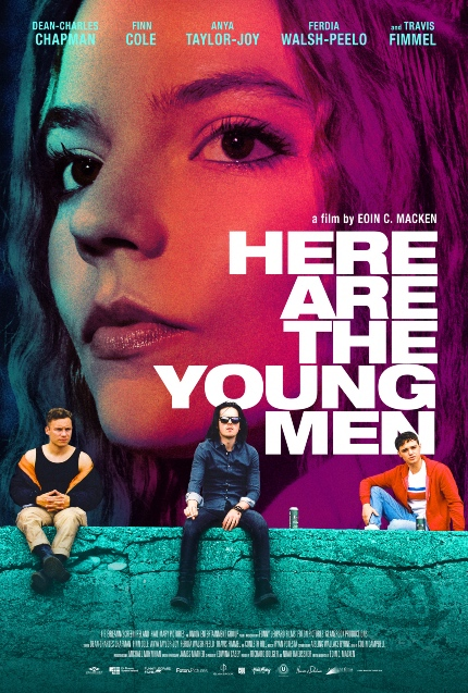 HERE ARE THE YOUNG MEN Exclusive U.S. Trailer Debut: Irish Teens Fall Into Shocking Acts
