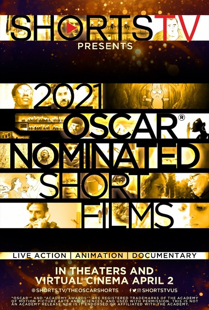 Review: 2021 OSCAR NOMINATED SHORT FILMS - DOCUMENTARY, Hong Kong Splits and More