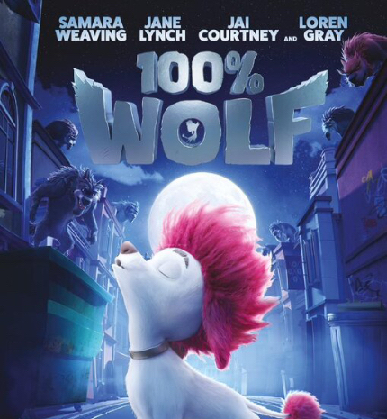 Now Streaming: 100% WOLF, 98% Too Cute for Words
