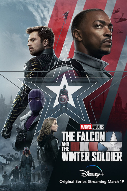 Review: THE FALCON AND THE WINTER SOLDIER Seek to Be Ordinary People
