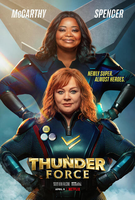 THUNDER FORCE Trailer: McCarthy & Spencer Bring Superhero Power & Sass