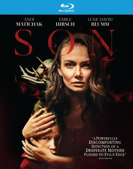 Giveaway: Win a Copy of Ivan Kavanagh's Latest Horror Thriller SON on Blu-ray