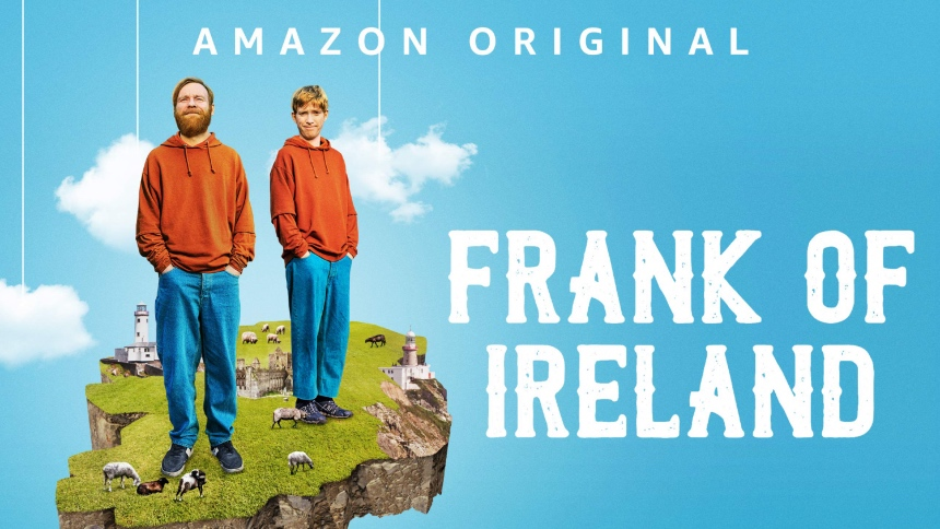 Review: FRANK OF IRELAND, Brashly Comic and Totally Ridiculous
