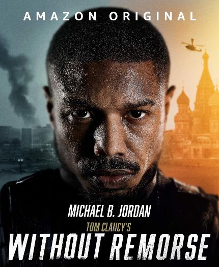 Revisión: SIN RECORDATORIO, Michael B. Jordan recibe una franquicia de acción para llamarse a sí mismo