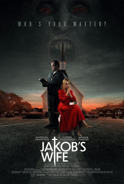 Reminder: JAKOB'S WIFE Opening in Theaters, On Demand and Digital