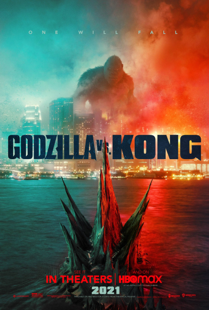 Review: GODZILLA VS. KONG, Monster Match Made in Heaven