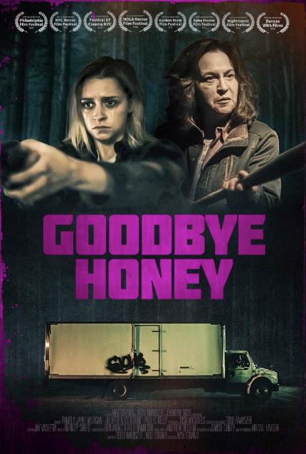 Unsettling GOODBYE HONEY Trailer: A Night of Terror Awaits