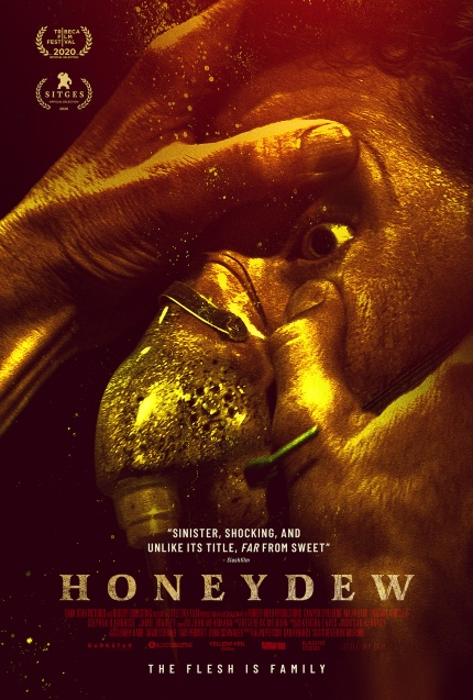 Review: HONEYDEW, Exciting Rural Horror