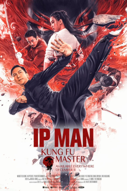 Now Streaming: IP MAN: KUNG FU MASTER, Teacher As Police