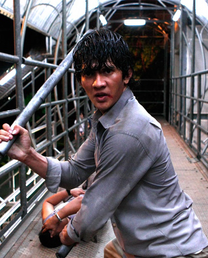 Now Streaming: MERANTAU, Gareth Evans and Iko Uwais Show the World How to Film Action