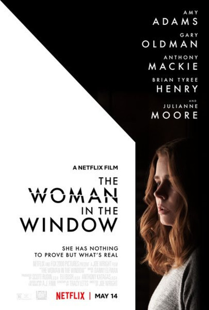 Trailer for THE WOMAN IN THE WINDOW: If You're Going to Be Trapped in Your House, Be Careful Who You Befriend