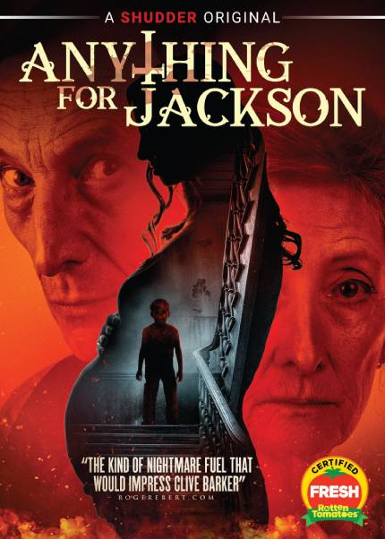 ANYTHING FOR JACKSON: Coming to DVD, Blu, VOD and Digital on June 15th