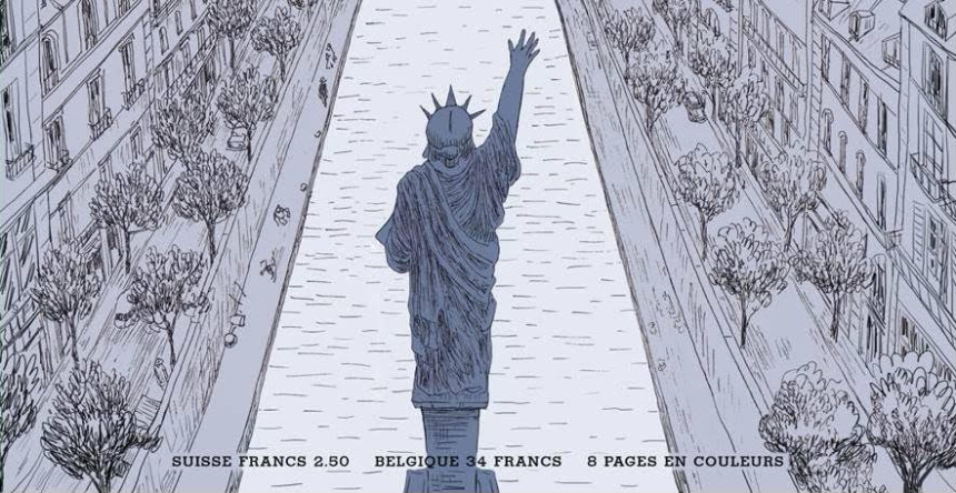 Friday One Sheet:  THE (Animated) FRENCH DISPATCH